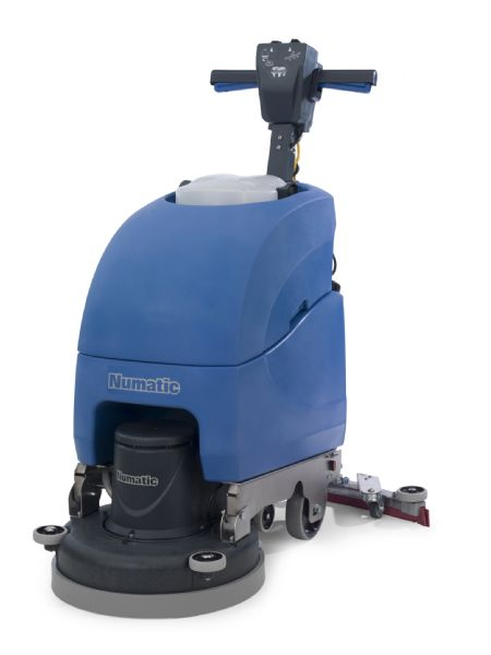 Numatic TT4045 45cm Electric Floor Scrubber U2013 SAVE OVER $1000
