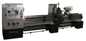 Capital TW660/3000 Metal Lathe