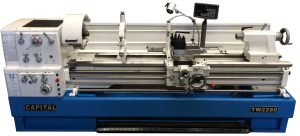 Capital TW2280 Metal Lathe