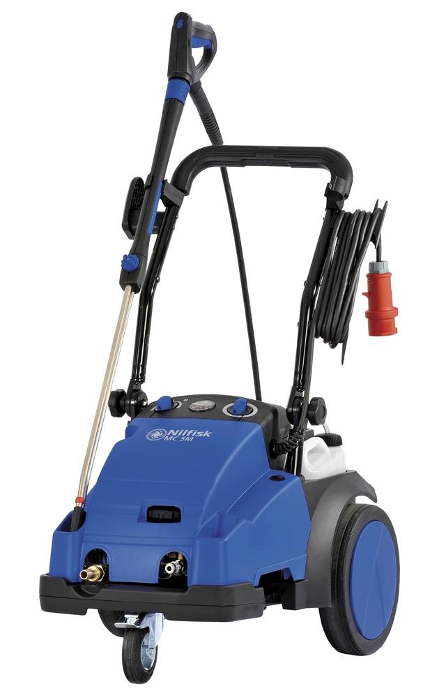 Nilfisk Mc 5m 200 1050 Pressure Cleaner Industrial