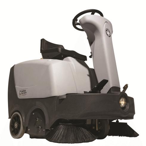 Nilfisk SR1000S Floor Sweeper