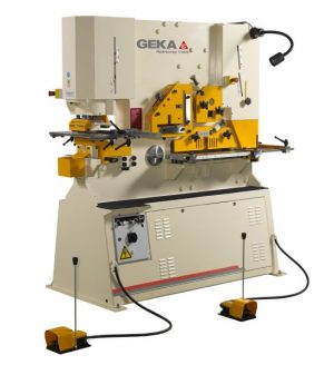 Geka Hydracrop 110S Punch And Shear