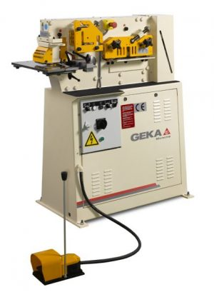 Geka Microcrop Punch And Shear