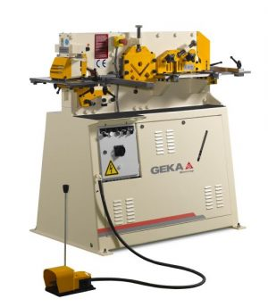 Geka Minicrop Punch And Shear
