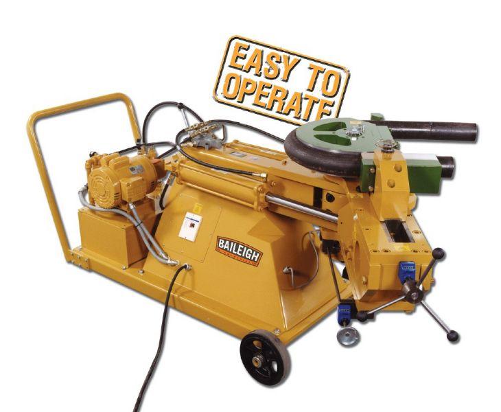 Baileigh Pipe Bender RDB-500