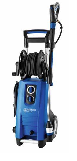 Nilfisk Poseidon MC 2C 120-520XT Pressure Cleaner
