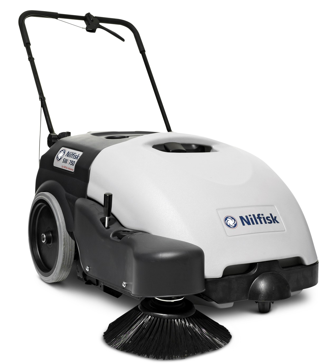Sw750 Battery Operated Floor Sweeper