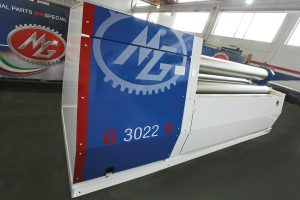 MG 3 Roll Plate Rollers